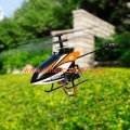 MJX F47 F647 2.4G 4CH Single Blade RC Helicopter Outdoor Toy