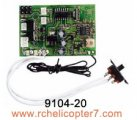 9104-20 Controller Equipment Double Horse helicopter Shuang ma