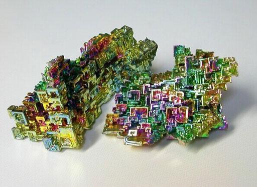 Bi Bismuth Metal Lumps High Purity 99 99 Crystals Ingot Chunk